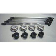 Double Brace Kit (Front and rear)